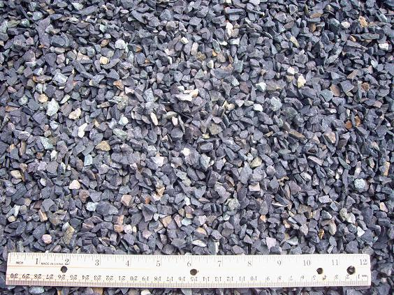 Crushed Canyon Cobble 3 8 3 4 : Heavy materials aggregates